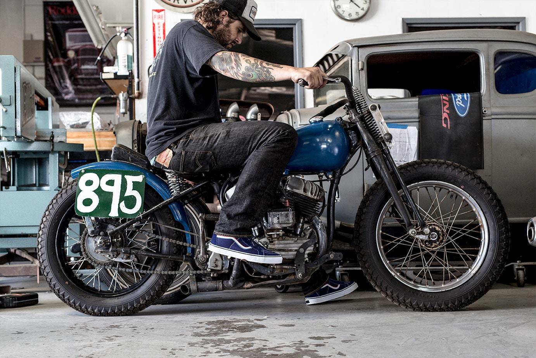 blends vans vault born free sk8 hi lx 5 - Blends e Vans Vault lançam Sk8-Hi para evento de motociclistas