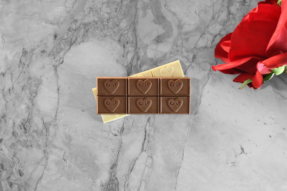 chocolates marcas streetwear 03 - Black Market lança barras de chocolate de marcas hypadas