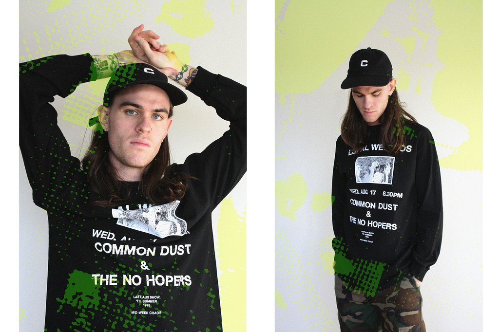 common dust 2017 05 - Punk, skate e o DIY fazem parte da mistura da Common Dust