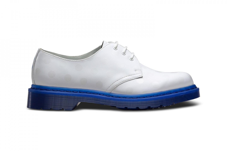 Colette comemora 20 anos com sapato exclusivo da Dr. Martens