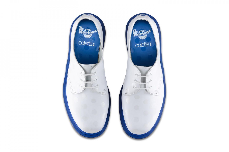 dr martens colette aniversario 20 anos 05 - Colette comemora 20 anos com sapato exclusivo da Dr. Martens