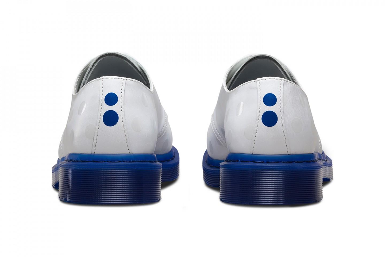 dr martens colette aniversario 20 anos 06 - Colette comemora 20 anos com sapato exclusivo da Dr. Martens