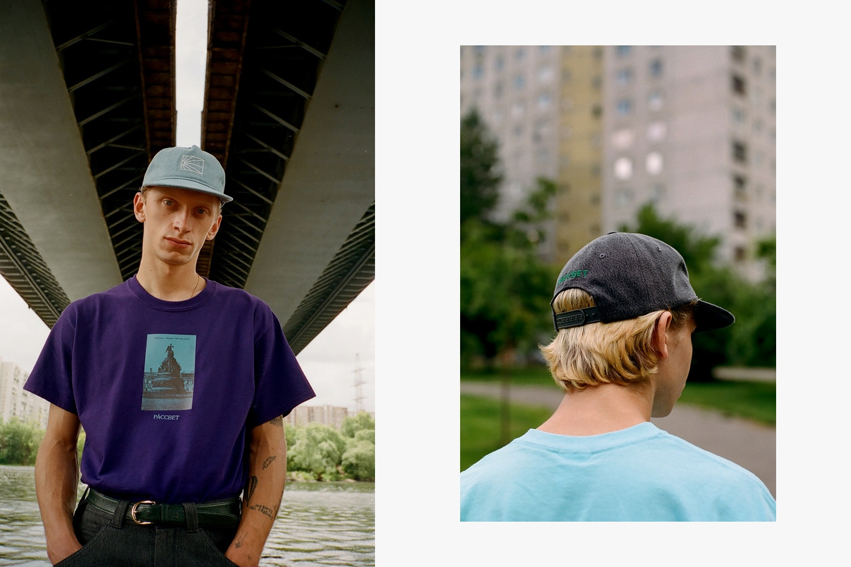 gosha rubchinskiy paccbet segunda colecao 03 - Companhia de skate de Gosha Rubchinskiy lança segunda coleção