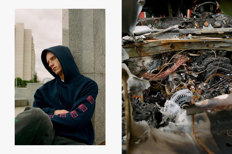 gosha rubchinskiy paccbet segunda colecao 04 - Companhia de skate de Gosha Rubchinskiy lança segunda coleção