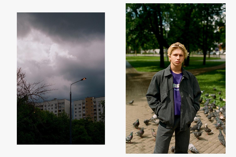 gosha rubchinskiy paccbet segunda colecao 06 - Companhia de skate de Gosha Rubchinskiy lança segunda coleção