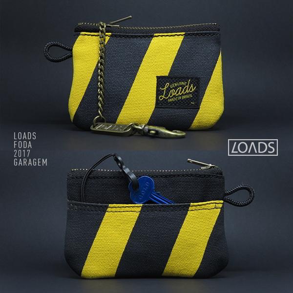 loads carteiras 01 - Conheça a marca brasileira LOADS