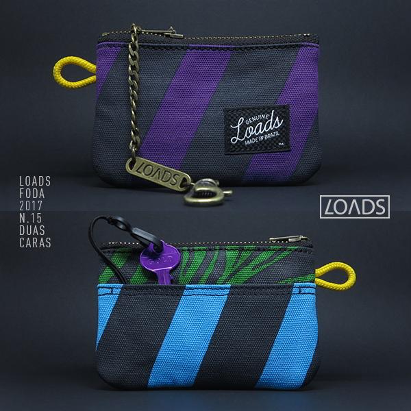 loads carteiras 02 - Conheça a marca brasileira LOADS