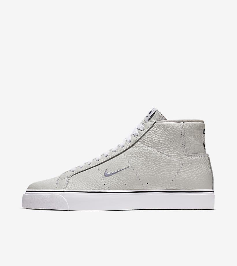 nike sb blazer mid wknd collab 01 - Nike SB apresenta Blazer Mid em parceria com marca de skate
