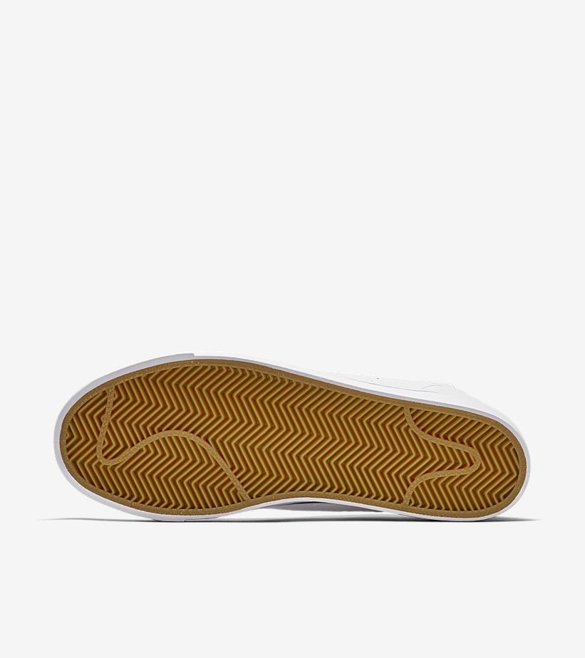 nike sb blazer mid wknd collab 02 - Nike SB apresenta Blazer Mid em parceria com marca de skate