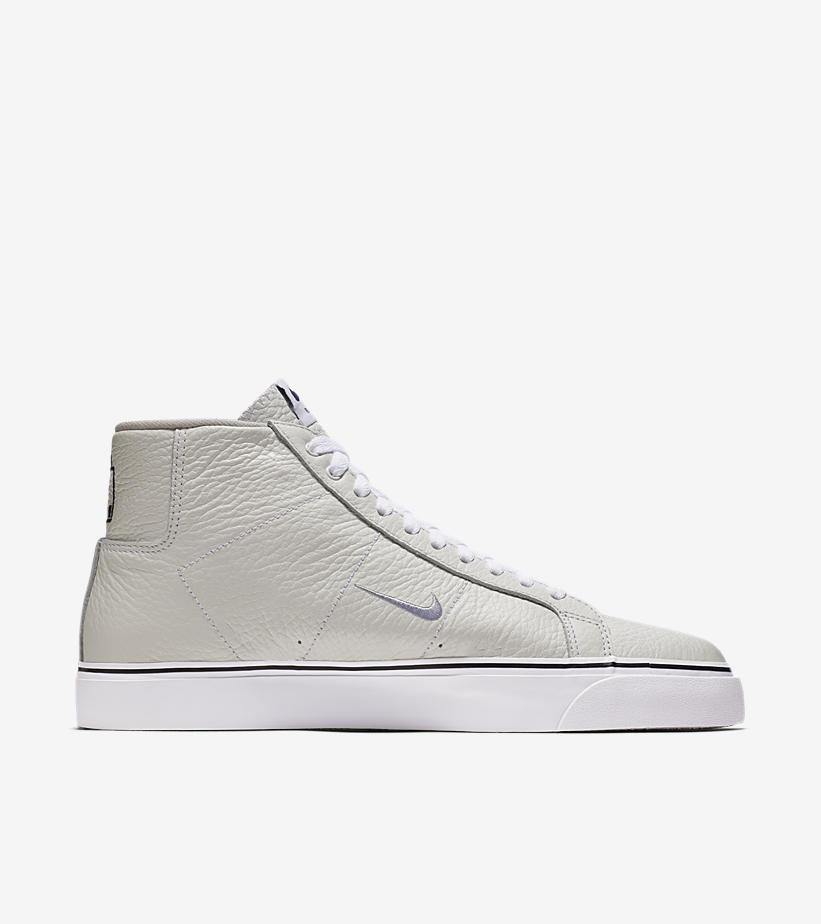nike sb blazer mid wknd collab 03 - Nike SB apresenta Blazer Mid em parceria com marca de skate