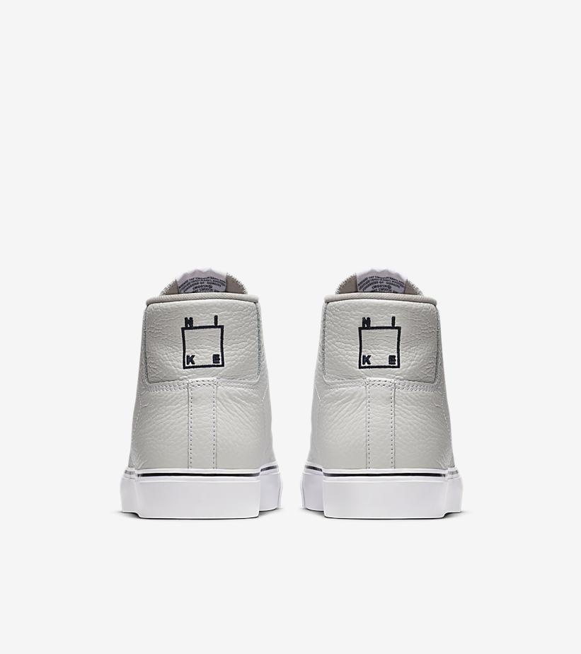 nike sb blazer mid wknd collab 05 - Nike SB apresenta Blazer Mid em parceria com marca de skate
