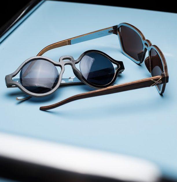 Mobiliário vintage inspira coleção de óculos da ÖUS