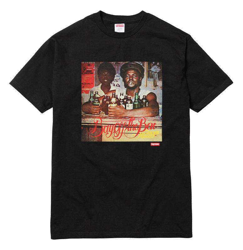 supreme camisetas verao 2017 03 - Supreme colabora com ilustrador Wilfred Limonious