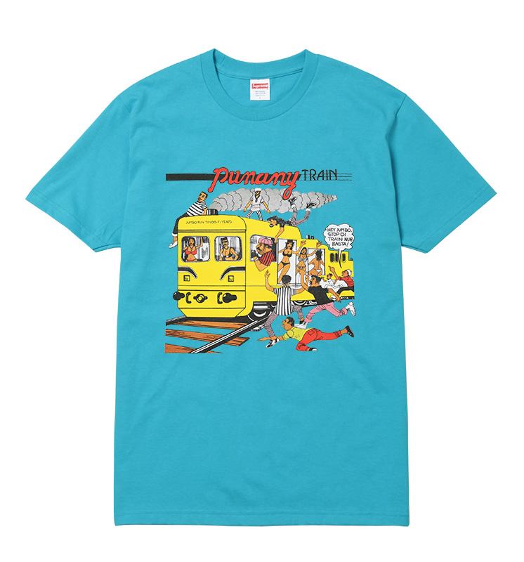 supreme camisetas verao 2017 06 - Supreme colabora com ilustrador Wilfred Limonious