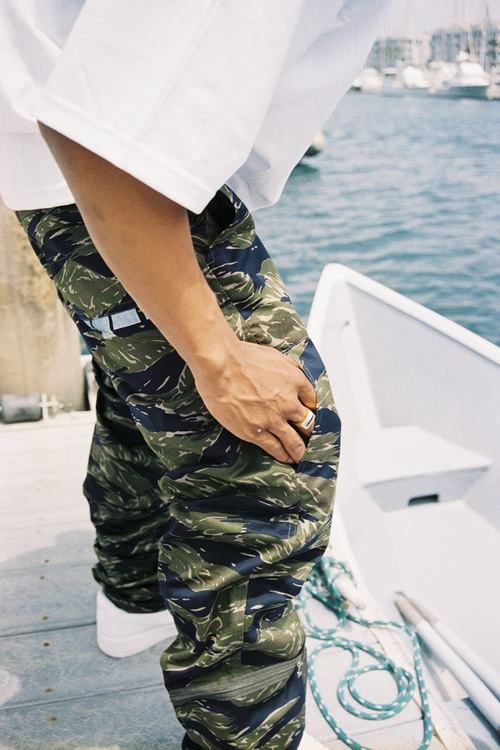 "undefeated goodenough tiger camo colab 5 - UNDEFEATED x GOODENOUGH ""Tiger Camo"""