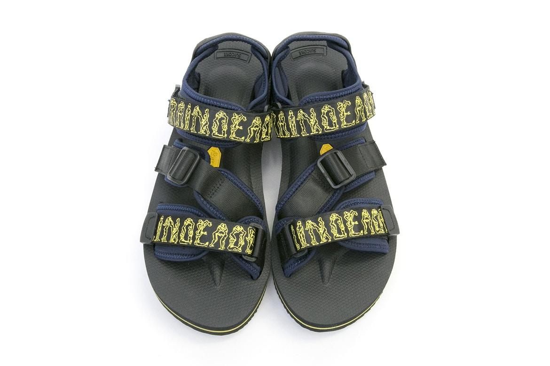 Brain Dead assina duas sandálias da SUICOKE