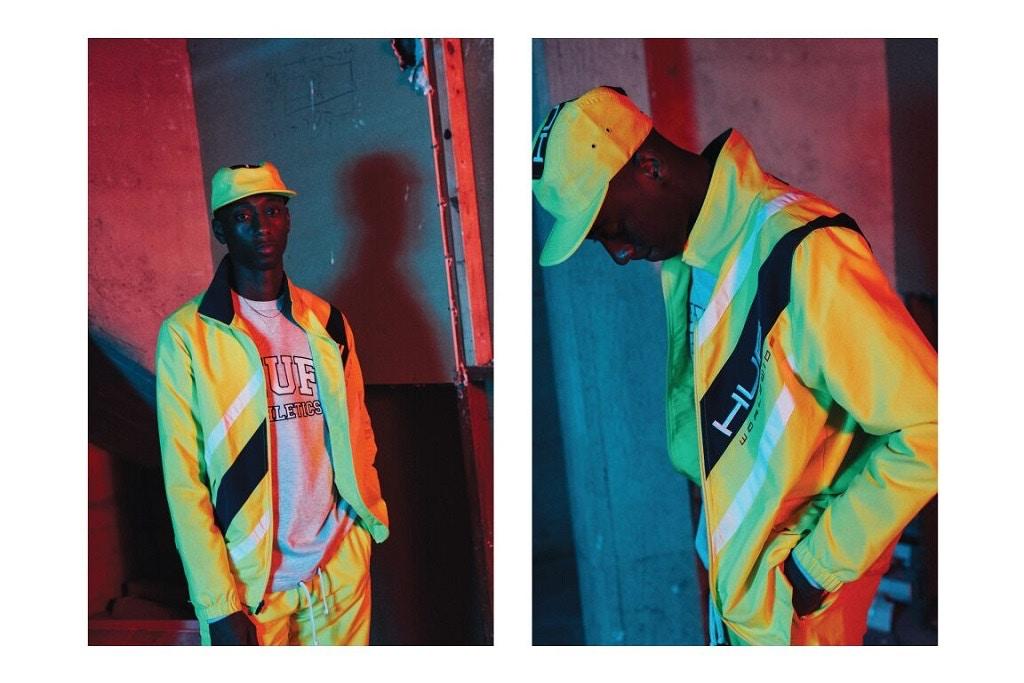 Sportswear inspira nova coleção da HUF