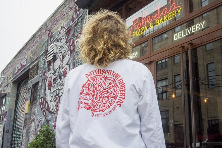 Paterson League colabora com pizzaria do Brooklyn