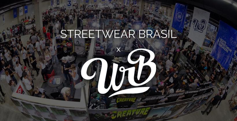 Parceria: Streetwear Brasil e URB Tradeshow