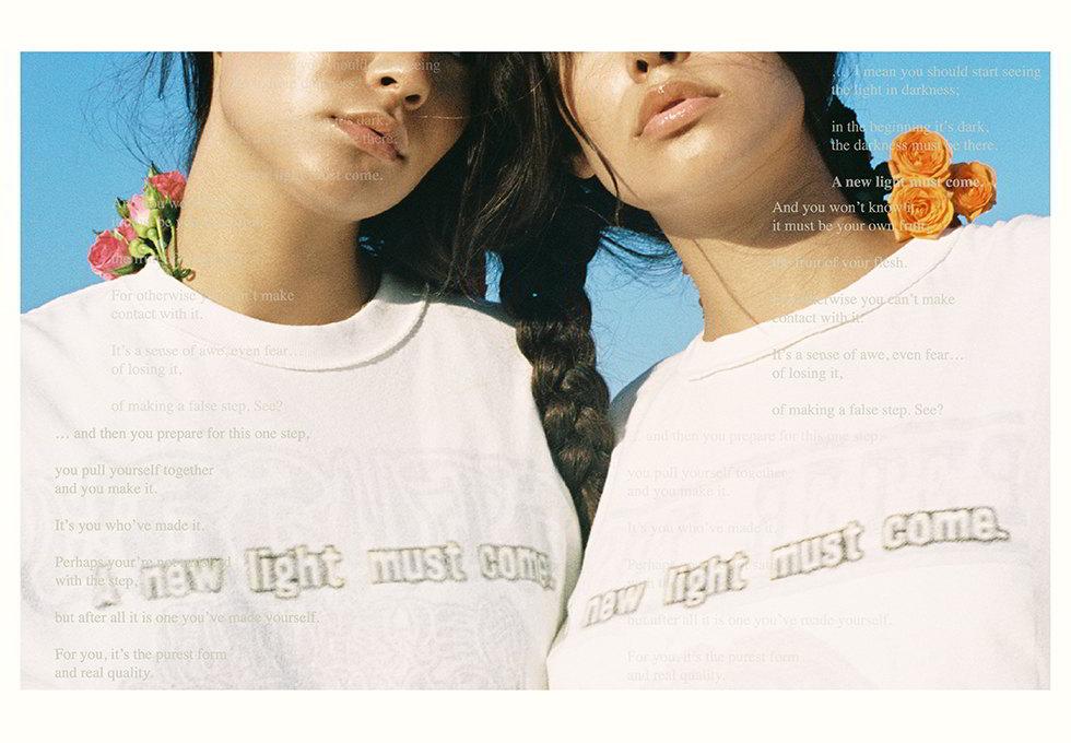 Camisetas vintage fazem parte de colab entre Stussy e Hypnotize Hearts
