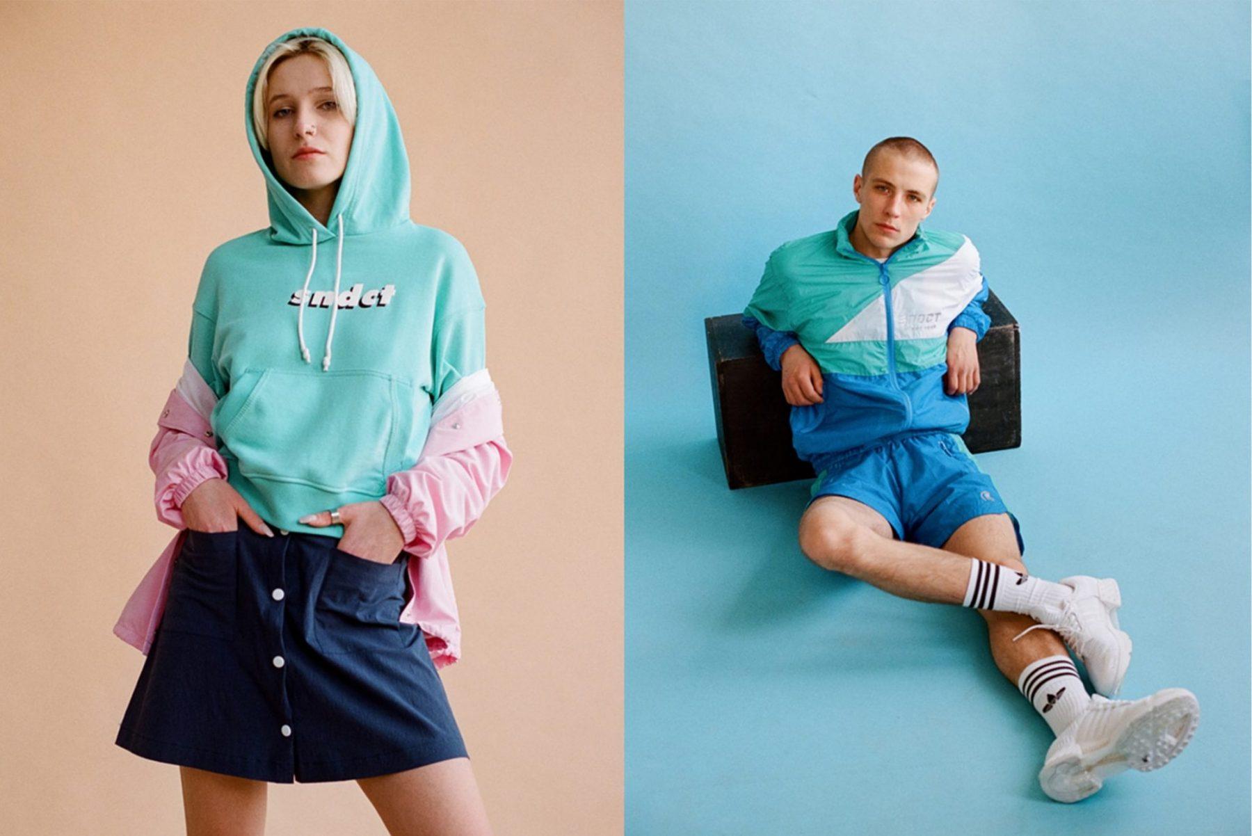 Syndicate Original traz sportswear como referência para coleção