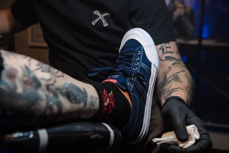 adidas skateboarding bonethrower 06 - adidas Skateboarding colabora com artista Bonethrower