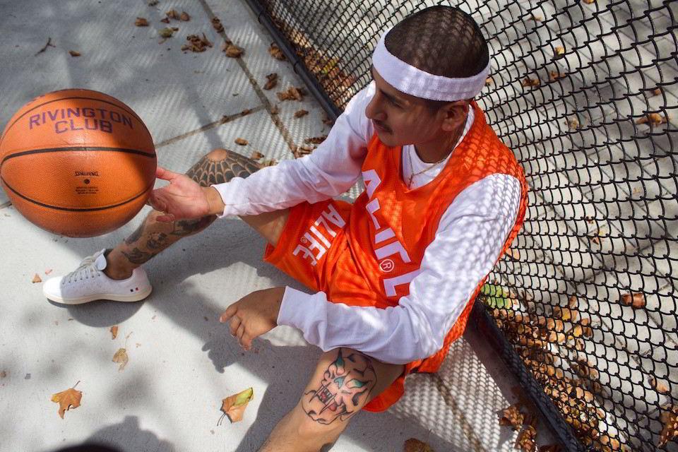 Alife e Starter lançam kit para basquete