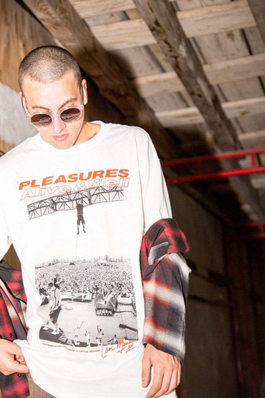 alive and well pleasures grunge colecao 7 - Alive & Well e PLEASURES se unem em coleção inspirada pelo grunge