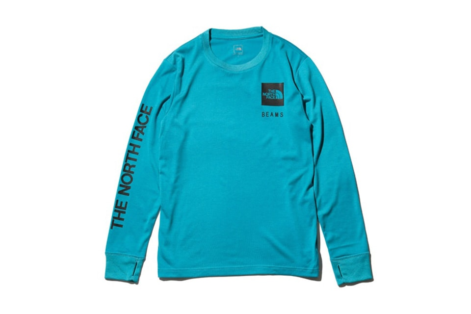 beams the north face out inv 17 09 - BEAMS e The North Face colaboram em coleção de inverno