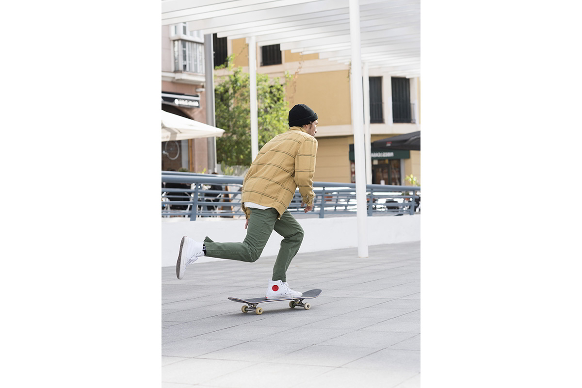 converse chocolate skateboards parceria 05 - Converse x Chocolate Skateboards (Coleção cápsula)