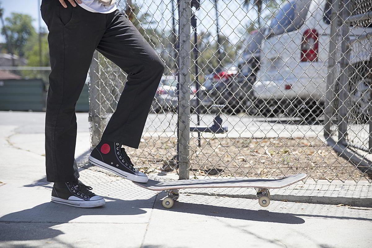 converse chocolate skateboards parceria 06 - Converse x Chocolate Skateboards (Coleção cápsula)