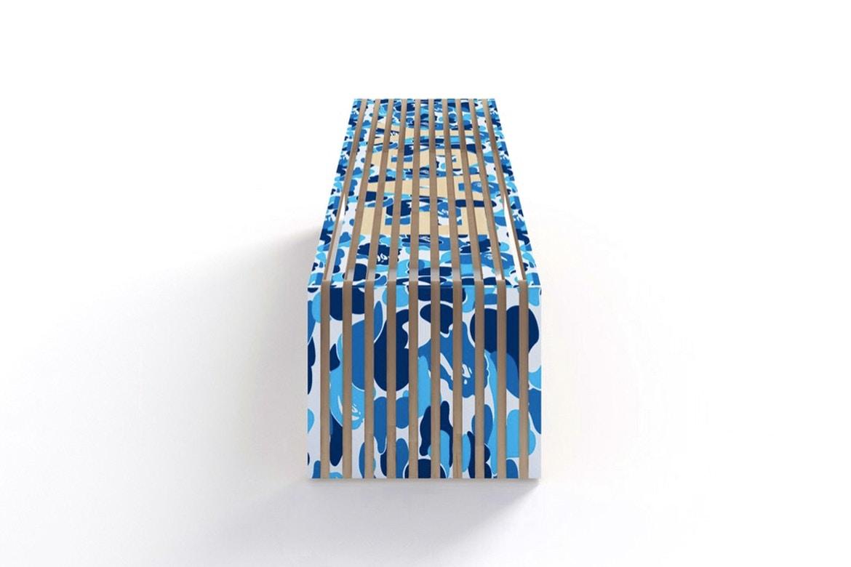dan brunn moveis streetwear 06 - Arquiteto cria bancos com logos icônicos do streetwear