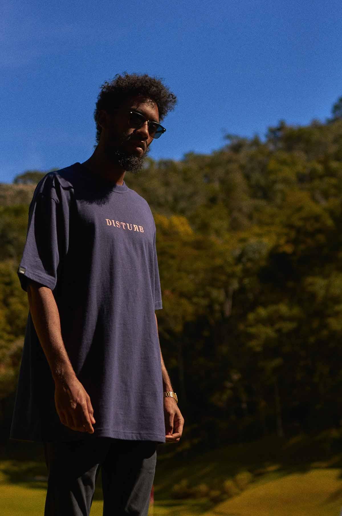 """disturb epic apparel hole in one 12 - Disturb dá """"tacada perfeita"""" em nova coleção"""