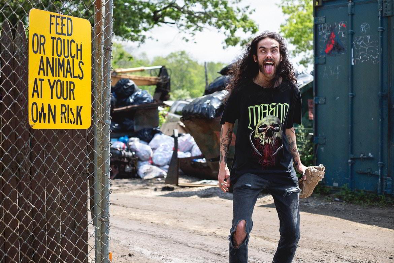 mason colecao resurrection 03 - O skate-metal da MASON
