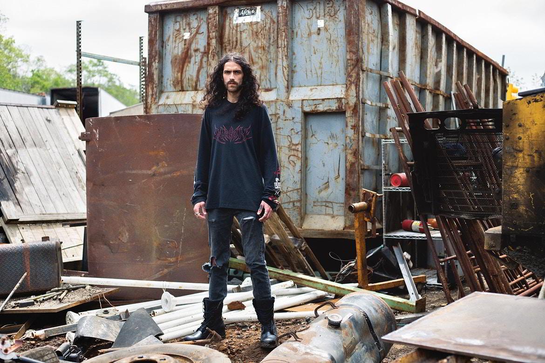 mason colecao resurrection 04 - O skate-metal da MASON