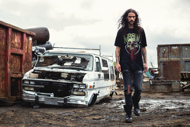 mason colecao resurrection 05 - O skate-metal da MASON