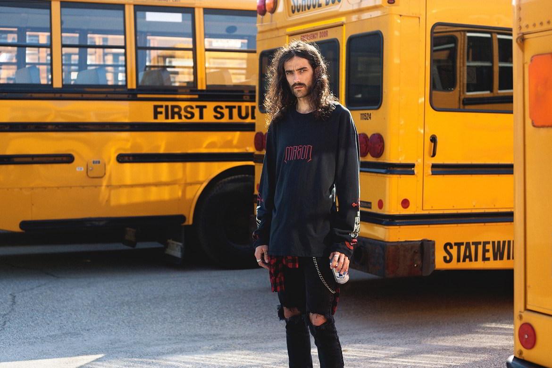 mason colecao resurrection 18 - O skate-metal da MASON