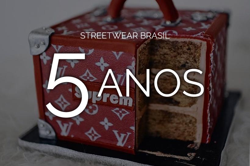 5 anos de Streetwear Brasil