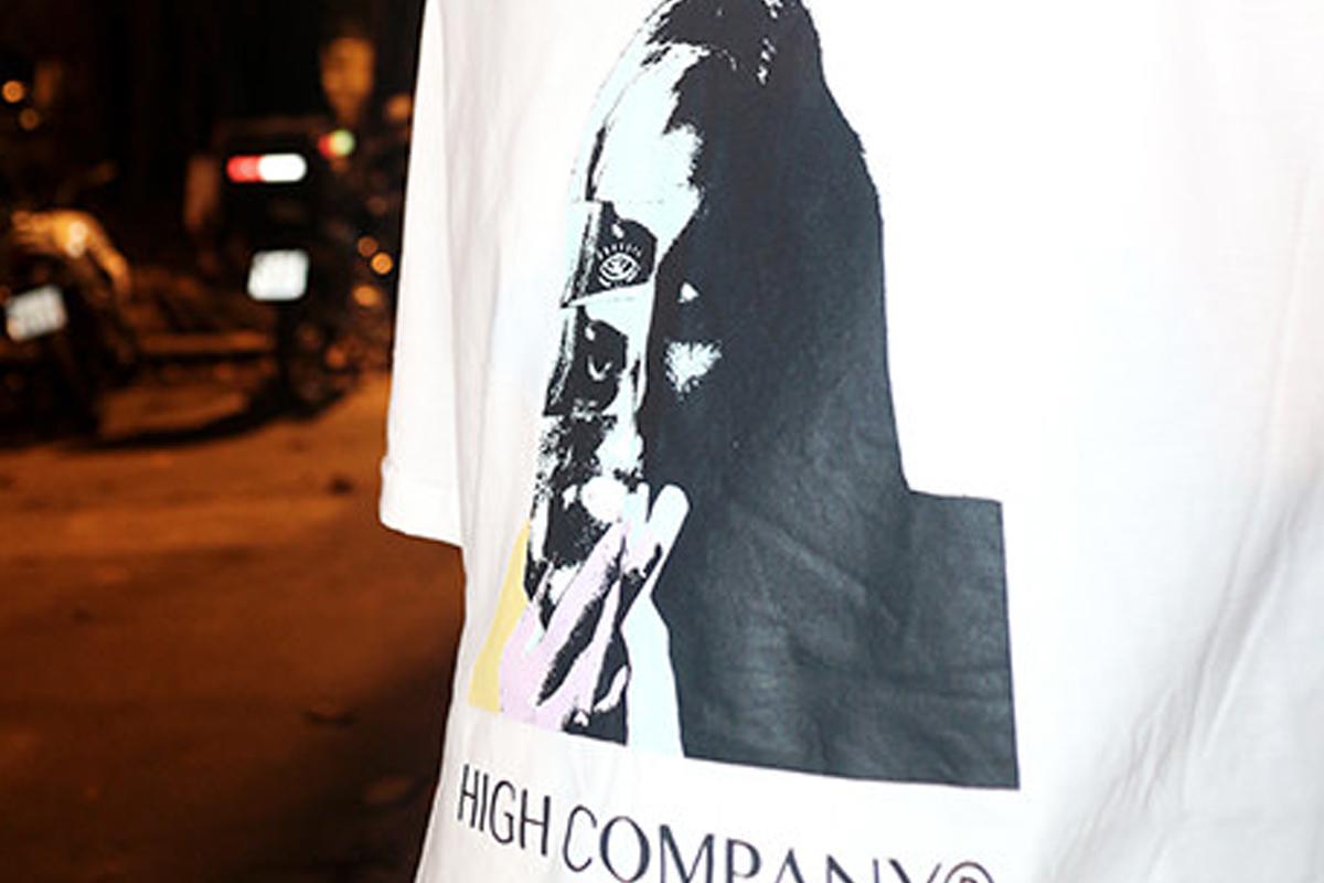 High Company colabora com artista mineiro Naíche Cardoso