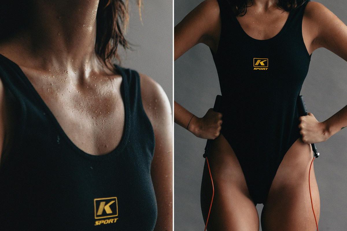 KITH Woman apresenta coleção voltada à academia