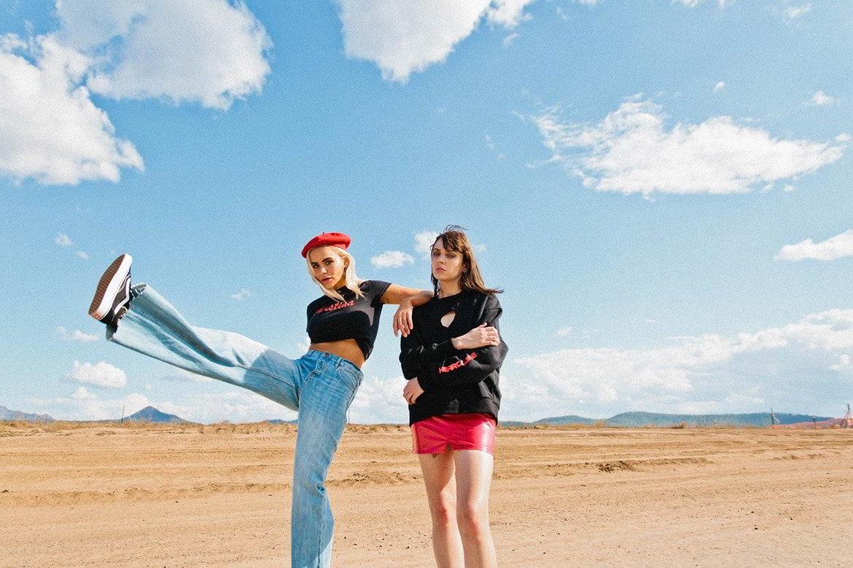 local heroes heartcore colecao 2 - Ícones pop dos anos 90 serviram de inspiração para a Local Heroes