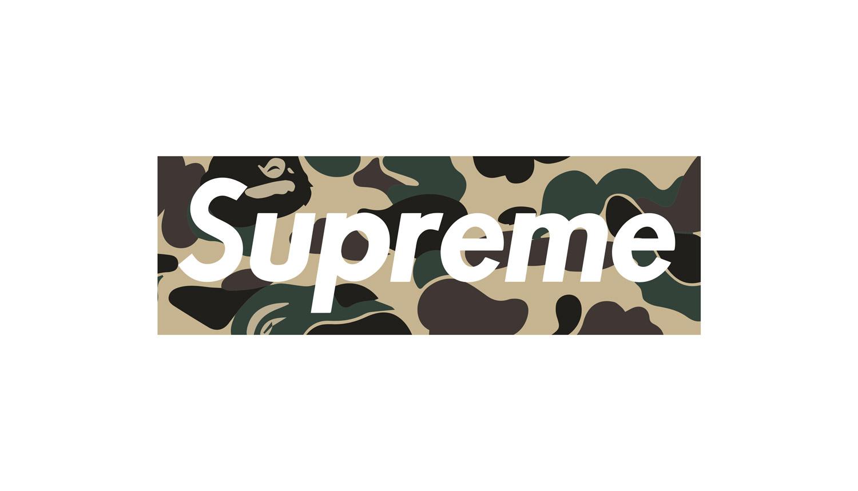 Supreme e BAPE estariam trabalhando em nova parceria
