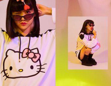 GCDS lança cápsula com Hello Kitty