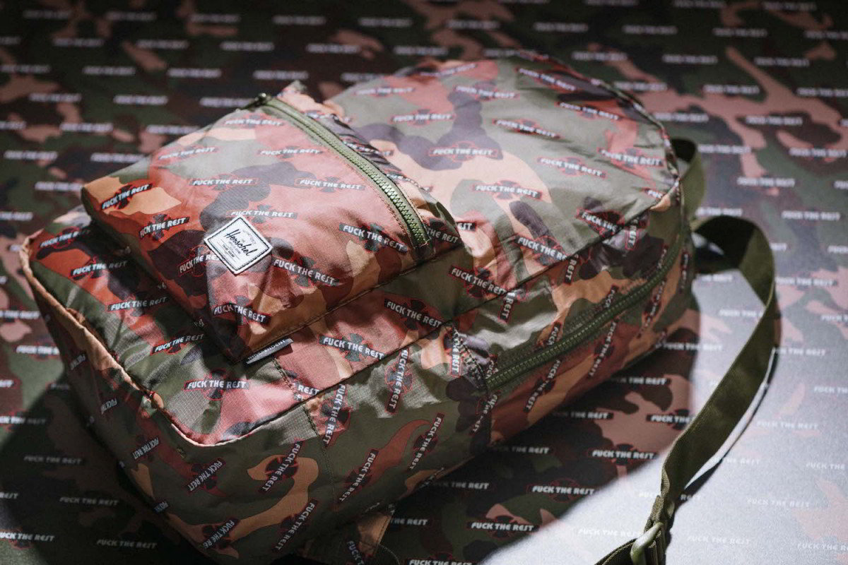 "Herschel x Independent ""Fuck The Rest"""
