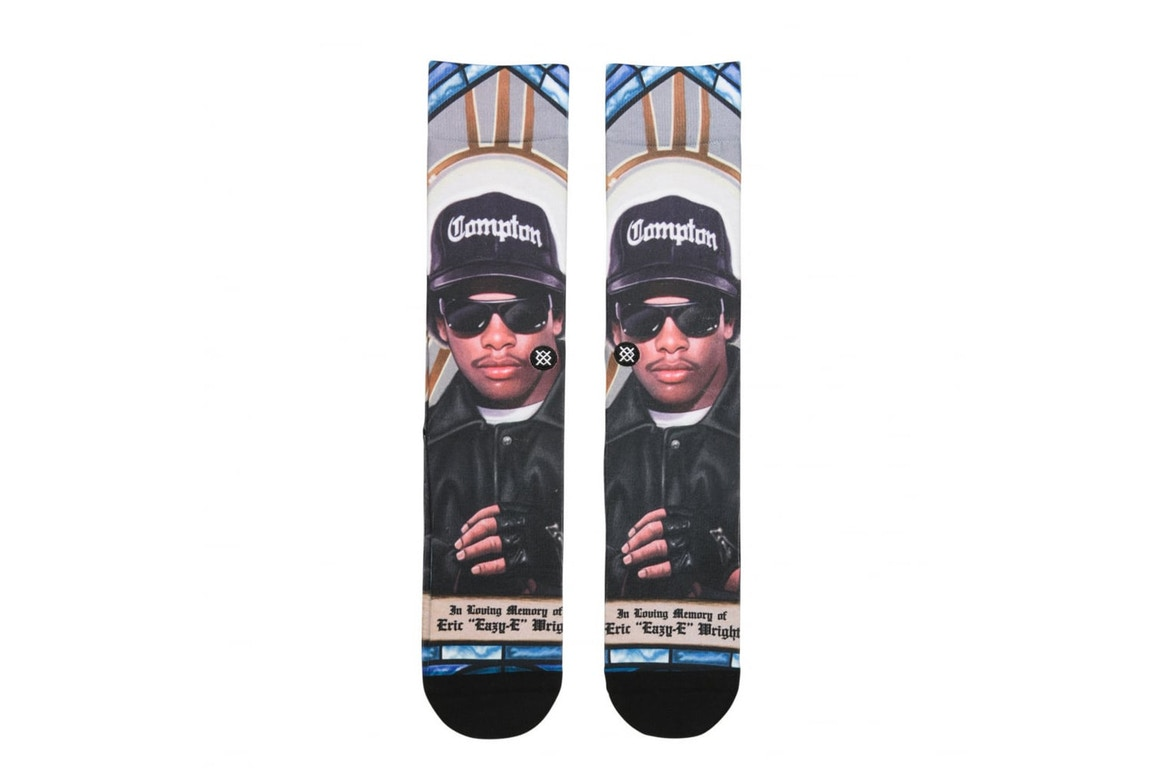 stance colecao music legends 02 - Stance homenageia nomes importantes do hip hop