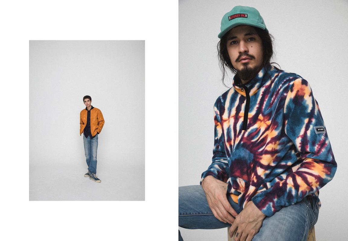 stussy colecao holiday 17 09 - Surf Is Dead lança coleção inspirada em clubes de entretenimento adulto
