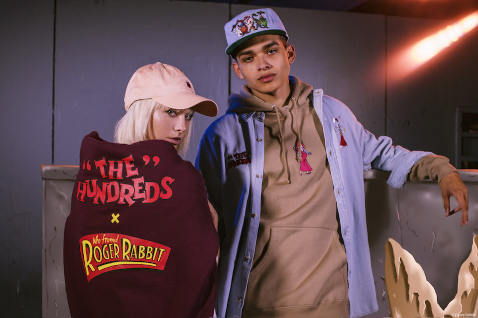 The Hundreds tenta descobrir quem armou para Roger Rabbit