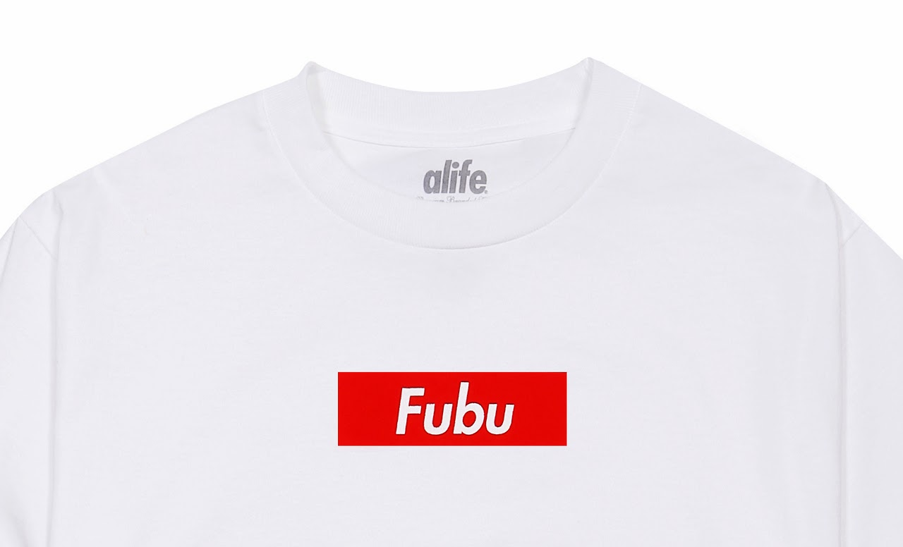Alife cria camiseta parodiando a Supreme