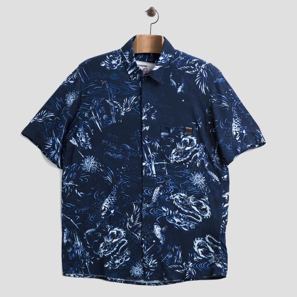 dion ochner camisa dragao 03 - Dragões, peixes e pássaros estampam nova camisa da Dion Ochner