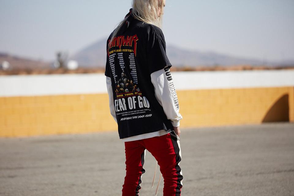 fear of god racing collection 03 - Motocross inspira coleção da Fear of God